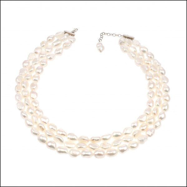 Lido Pearls & Sterling Silver - 0109-0