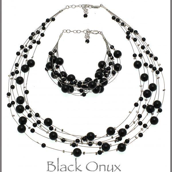 Black Onyx Set