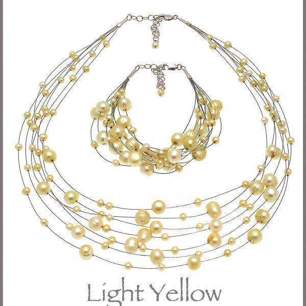 Light Yellow Set