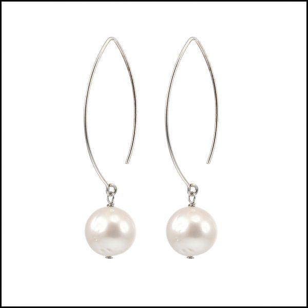 0165E - Contemporary Earring-0