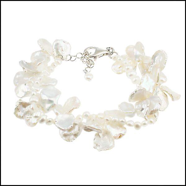 Lido Pearls Bracelet - 0215B-0