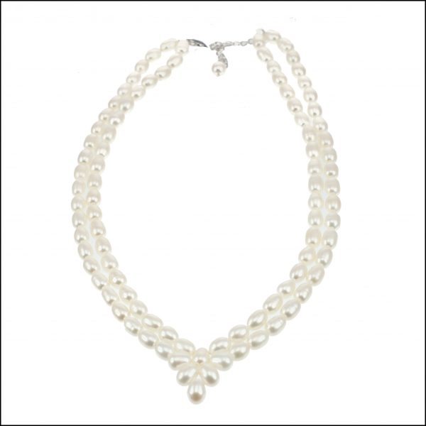 Lido Pearls Necklace SR54-0