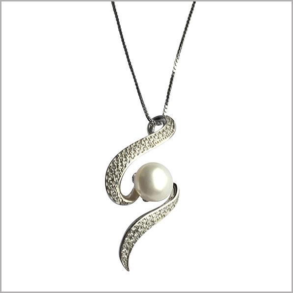 Lido Pearl Pendant - T118-2395