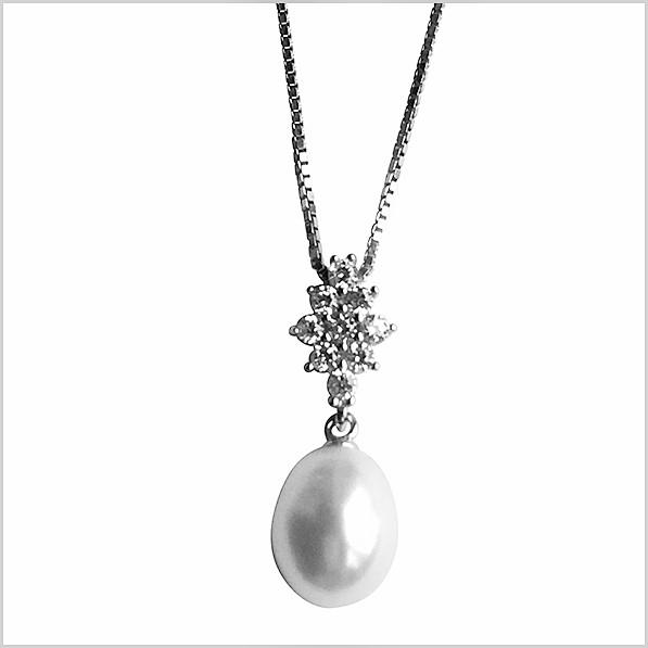 Lido Pearl Pendant - T119-0