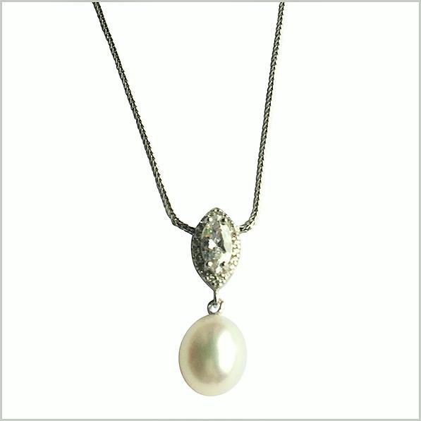 Lido Pearls Earrings - KS120E-2459