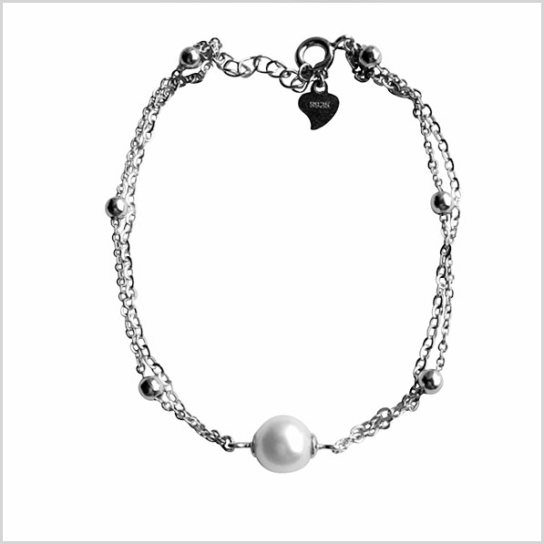 Lido Pearls Bracelet - PC113B-0