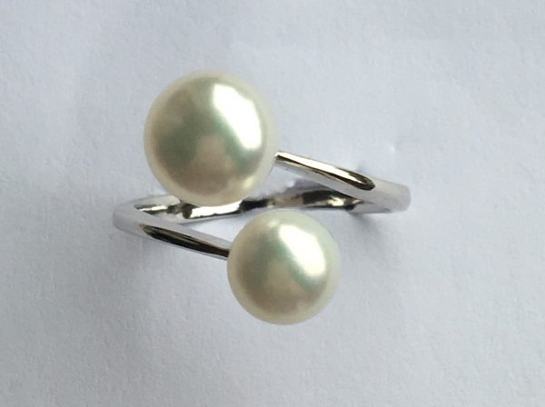 Lido Pearls Ring - T154R-2382