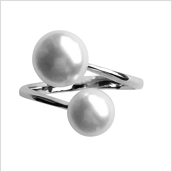 Lido Pearls Ring - T154R-0